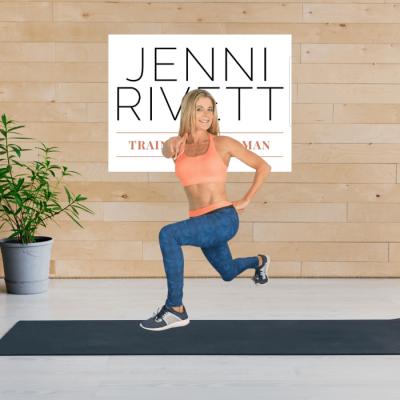 Jenni Rivett Train Like A Woman