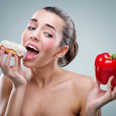 women and their diets
